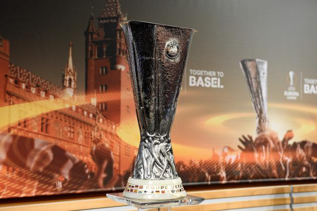 Official UEFA Europa league quarter final draw 1