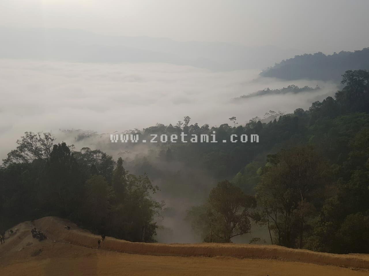Info Gunung Luhur Ciusul Citorek yang Viral