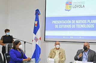 Loyola presenta nuevos planes de estudios a nivel de tecnólogos