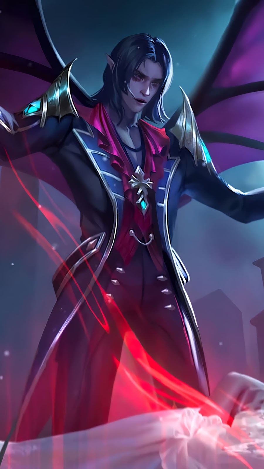 Wallpaper Cecilion Mobile Legends HD for Android and iOS