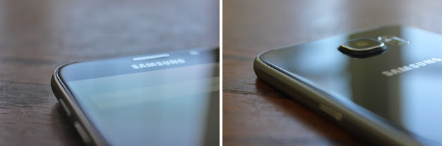 Galaxy S6 Front and Back Glass