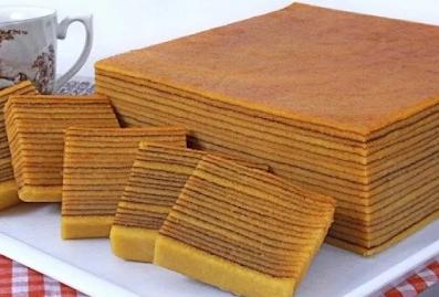 Kuliner Kue Jajanan Pasar Tradisional Indonesia