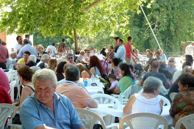 Θεσπρωτία: Ξαναζωντανεύουν για λίγο τα χωριά της Θεσπρωτίας , λόγω Δεκαπενταυγούστου...
