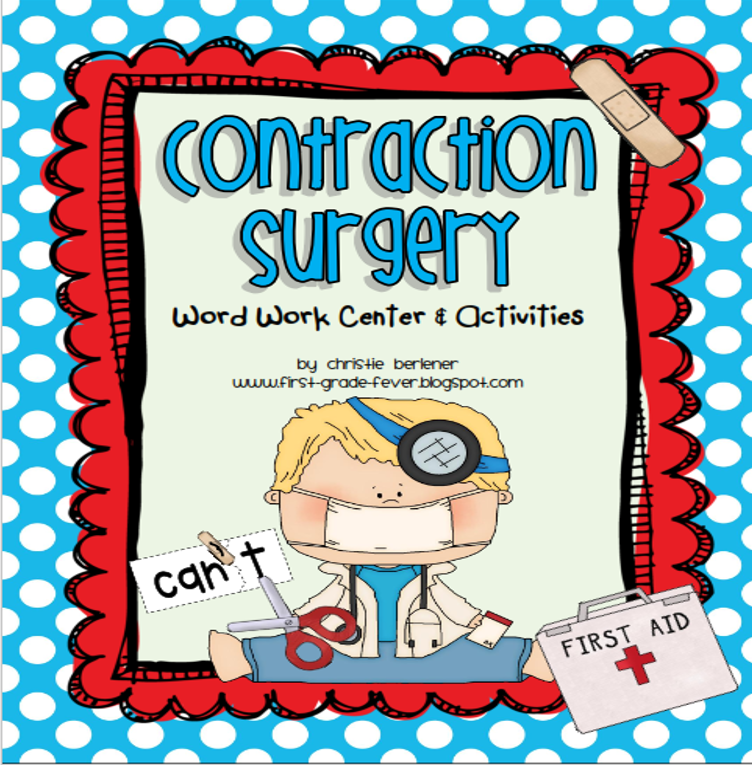 https://www.teacherspayteachers.com/Product/Contraction-Surgery-Center--193896