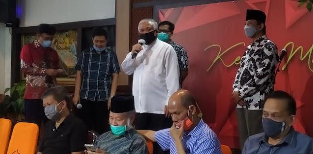 Deklarasikan KAMI, Din Syamsuddin Dan Para Aktivis Sepakat Kiblat Bangsa Telah Melenceng