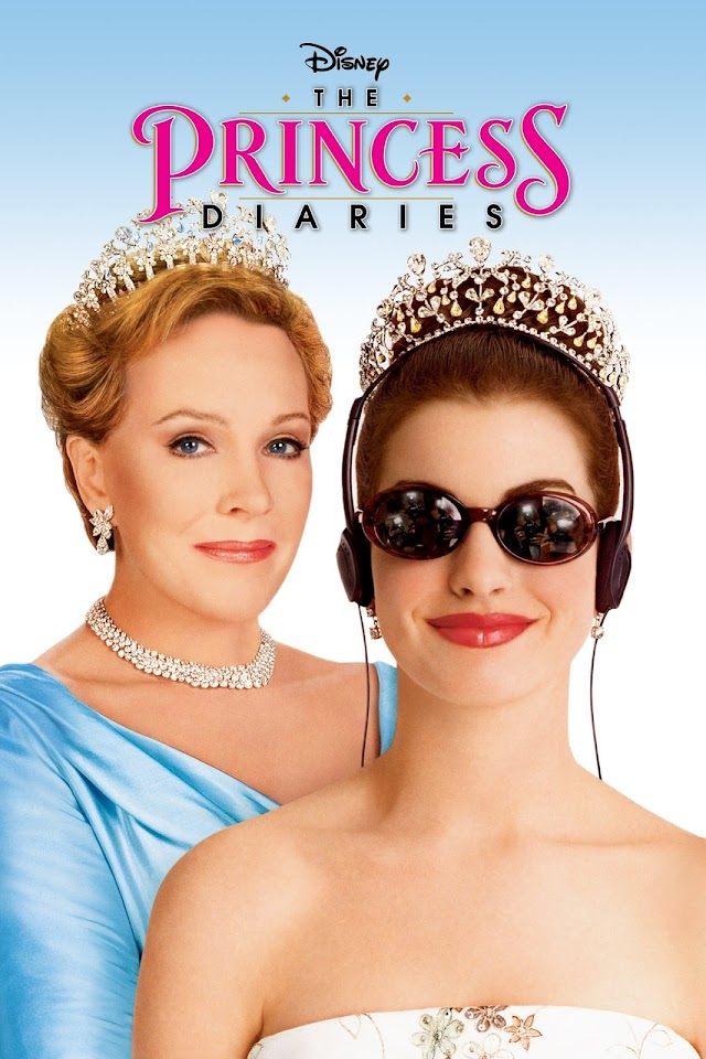 The Princess Diaries 2001 x264 1080p Esub English Hindi THE GOPI SAHI