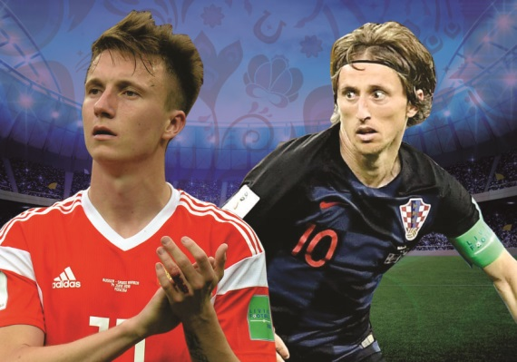 Russia vs Croatia - Preview - World Cup 2018