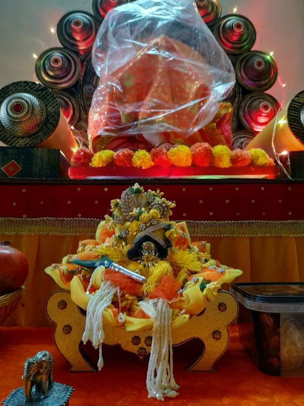 Ganesh Sthapana Eco friendly Ganesh Chaturthi Celebrations Mumbai