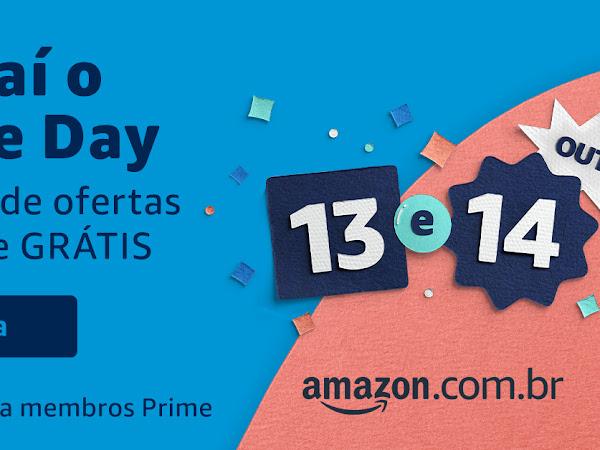 1º Prime Day: descontos exclusivos na Amazon para membros Prime e frete grátis (e ainda: 4 meses de Music Unlimited por R$ 1,99)