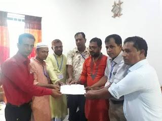 জামালপুর জেলা সহকারি প্রাথমিক শিক্ষক সমাজ এর কার্যকরি কমিটি গঠন