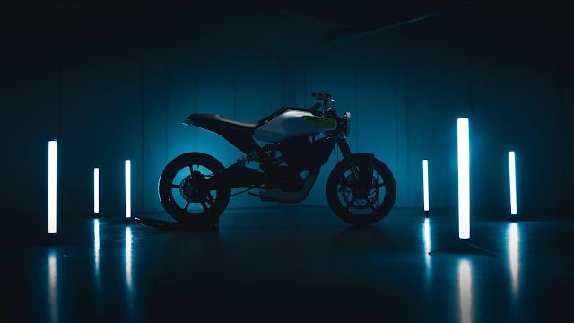 E-Pilen Concept | Husqvarna Motorcycles
