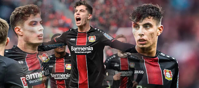 One of the names reported will be carried MU is the figure of Kai Havertz. The 20-year-old has recorded 17 goals in 34 appearances for Leverkusen in the Bundesliga last year.
