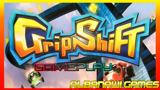 تحميل لعبة Gripshift لاجهزة psp ومحاكي ppssppمن الميديا فاير