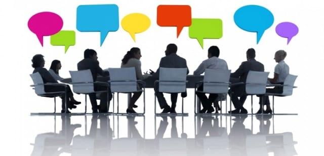 Các cuộc hội nhóm trở nên tích cực nếu có sự tranh luận