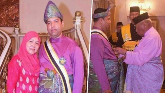 Viral Warga Bangladesh Dapat Pangkat Datuk Di Pahang