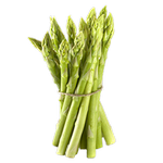 asparagus in spanish