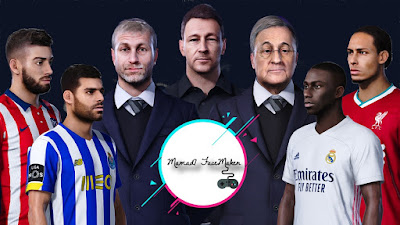 PES 2021 Facepack V1 by Mamad7