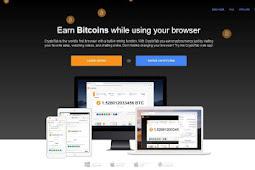 Cara Praktis Cloud Mining Menggunakan Ekstensi Browser Google Chrome dengan Cryptotab