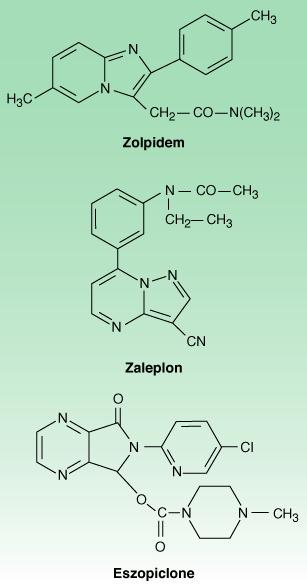 Chemical Classification of Sedative and Hypnotics ~ Drugs