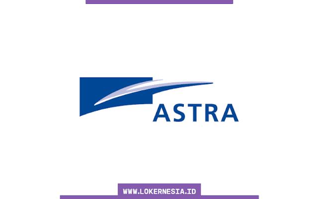 Lowongan Kerja Astra Januari 2021