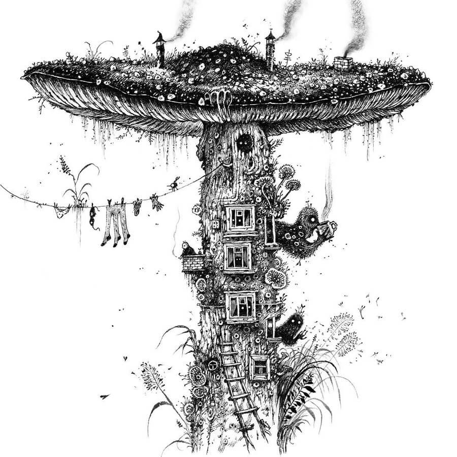 05-T-Mushroom-House-Monika-Mitkute-www-designstack-co