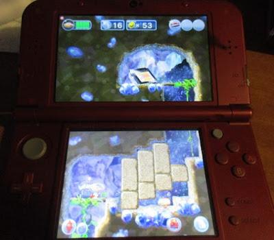 Hey! Pikmin The Legend of Zelda Link's Awakening DX Crystal Tunnels cartridge treasure Captain Olimar rocks puzzle