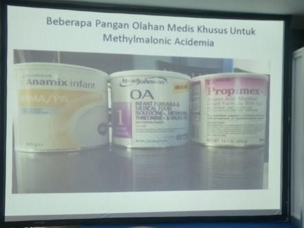nutrisi medis anak dengan penyakit langka dan regulasi cegah stunting