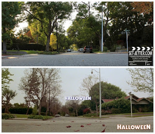 Movie Locations and More: Halloween (1978) - the Myers house and ...