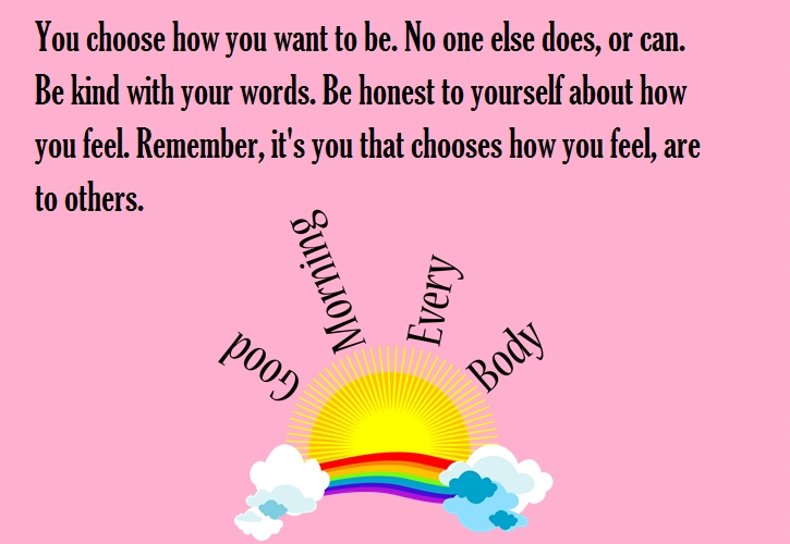 Good Morning One Word Or Two : The gallery for gt quotes about people who talk you