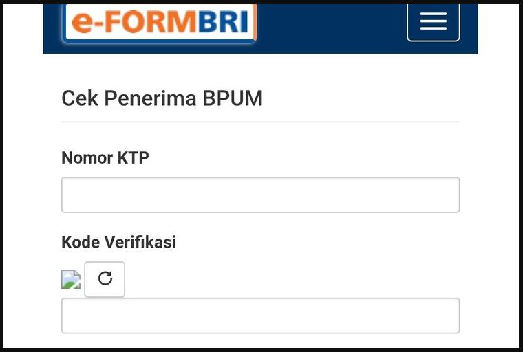 Cara Mengecek Nama Penerima Bantuan Umkm 2020 Secara Online Cukup Pakai Nomor Ktp Aceh Viral