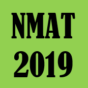NMIMS NMAT 2019 Entrance Exam for MBA
