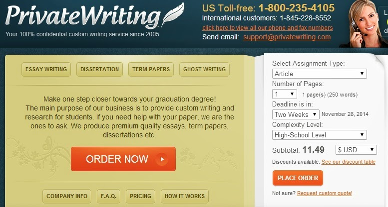 writing academic review paper complex