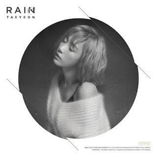 Lirik Lagu Terbaru Taeyeon SNSD 'Rain'