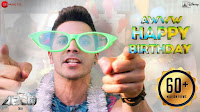 HAPPY B'DAY LYRICS ABCD 2