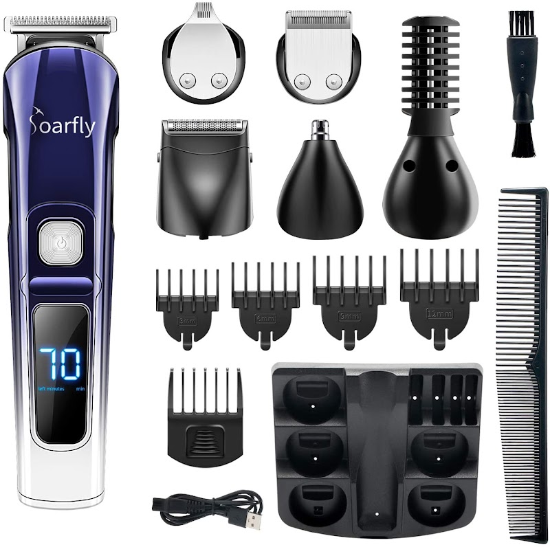 50%OFF hair clipper grooming set