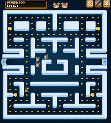 Plays.Org | Pac-Rat Permainan Paling Digemari