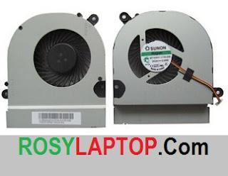 Fan Kipas Processor Asus A45 K45 A45vd  A85 A85C A85V