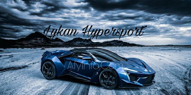 Gambar Mobil Lykan Hypersport