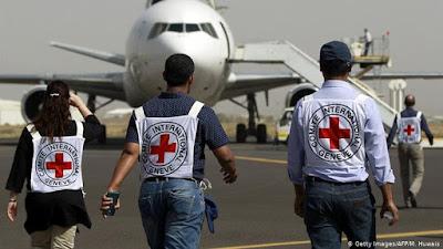 الصليب الاحمر الدولي يعلن عن اتفاق اكبر صفقة في اليمن