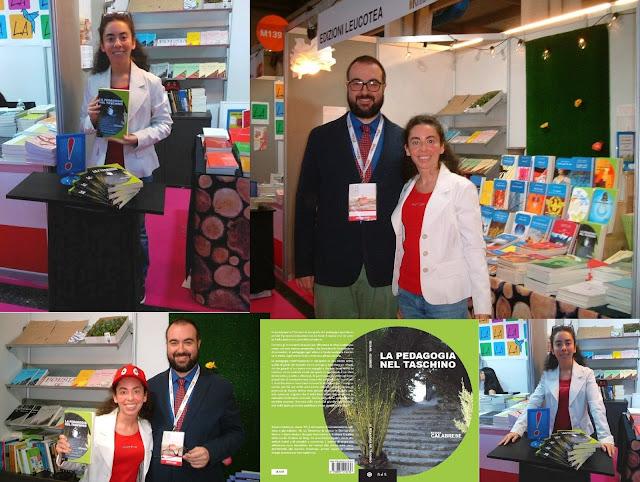 Salone Libro Torino La pedagogia nel taschino Silvana Calabrese 1