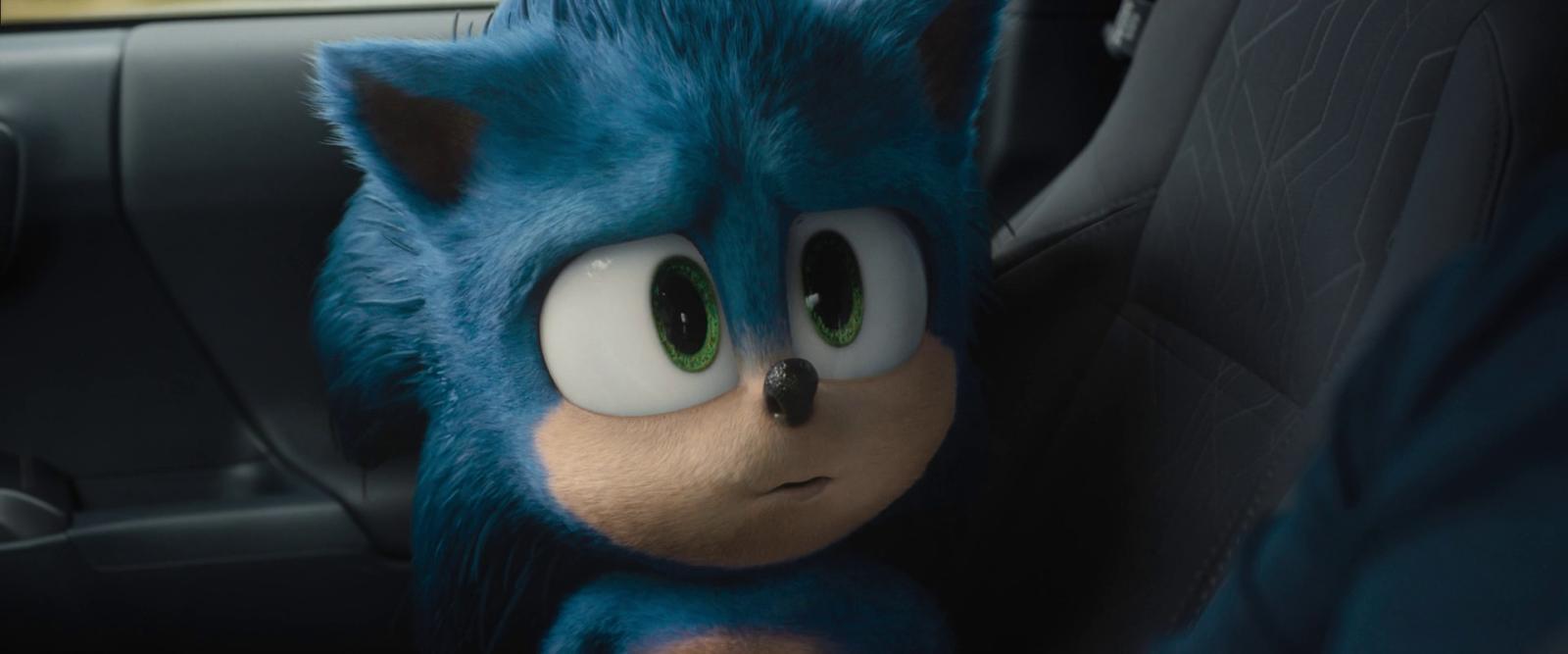 Sonic la película (2020) HD 1080p Latino