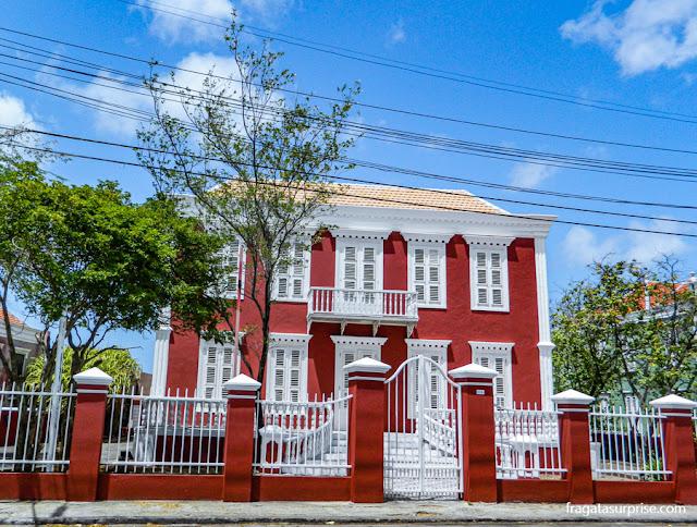 Bairro de Scharloo, Willemstad, Curaçao