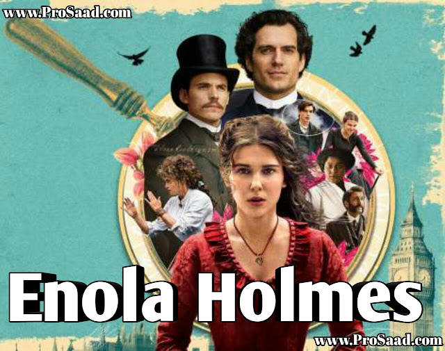The Enola Holmes Mysterious Movie