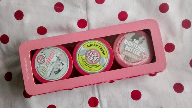 Soap&Glory All The Right Smoothes