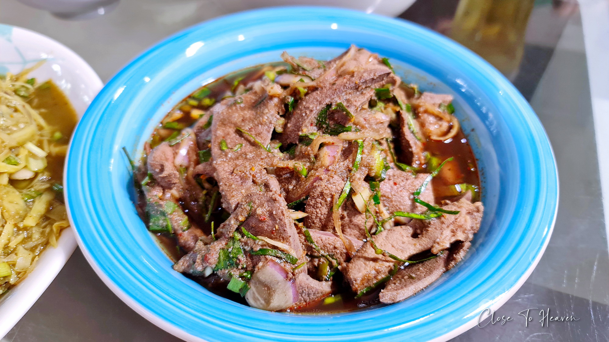กอไผ่ ลาภยโส นนทบุรี 48 ซุบหน่อไม้และตับหวานที่อร่อยที่สุด
