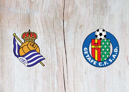Real Sociedad vs Getafe -Highlights 03 October 2020