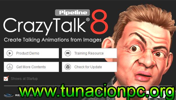 Crea animaciones facilmente con Reallusion CrazyTalk Pipeline