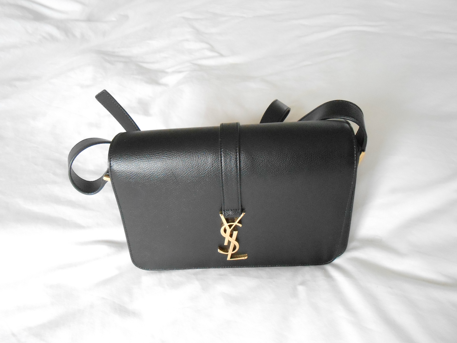 ITEM SOLD OUT Saint Laurent Monogramme Sac Université