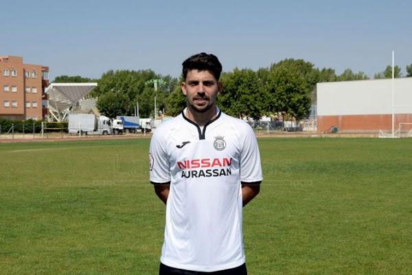 Oficial: UB Conquense, firma Alberto Lozano