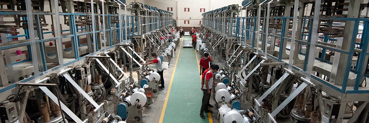 Pabrik Kantong Plastik dengan Rotogravure Print HDPE